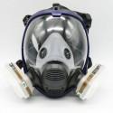 Masque Respiratoire de Peinture Complet
