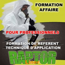 "Formation ""AFFAIRE"" PROS Raptor Liner"