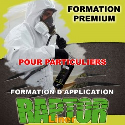 "Formation ""PREMIUM"" Particuliers Raptor Liner"