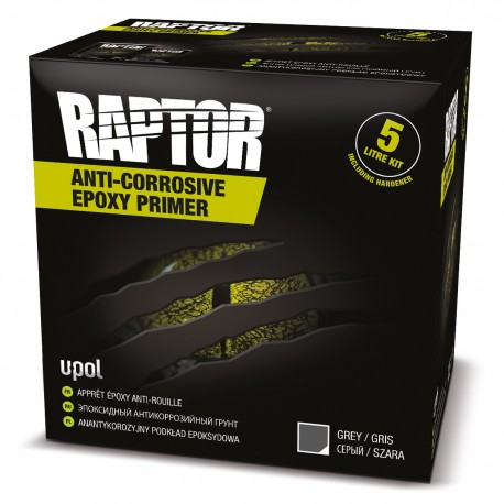 Apprêt Epoxy Anti-rouille Raptor