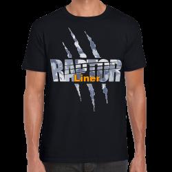 Tee Shirt MILITARY GREY CAMO RAPTOR LINER