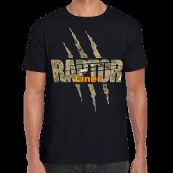 Tee Shirt FRENCH CAMO RAPTOR LINER