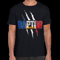Tee Shirt FRANCE RAPTOR LINER