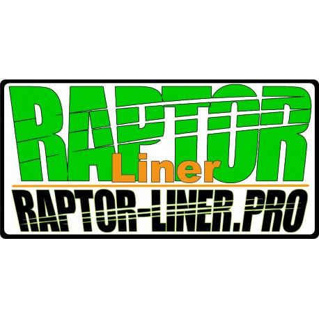 Autocollant Raptor Liner