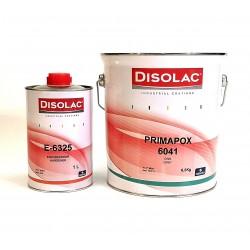 Primapox gris 6041 en 6,5kg avec 1 durcisseur E-6325 en 1L
