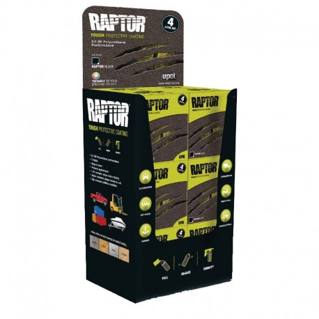 Pack d'application de Kit Raptor Liner