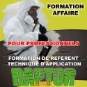 """Formation """"AFFAIRE"""" PROS Raptor Liner"""