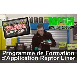 Programme de Formation Raptor Liner