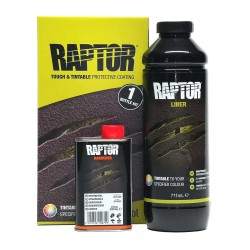 Lot Raptor Liner Teintable