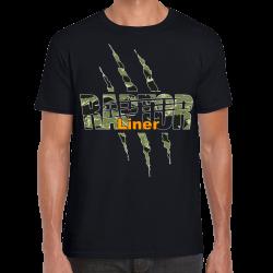 Tee Shirt JUNGLE CAMO RAPTOR LINER
