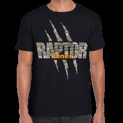 Tee Shirt WOOD CAMO RAPTOR LINER