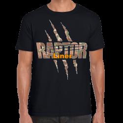 Tee Shirt BROWN CAMO RAPTOR LINER