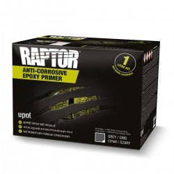 Apprêt Epoxy Anti-rouille Raptor en 1L