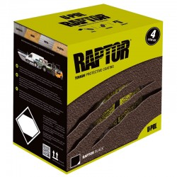 Kit Raptor Liner Noir ou Teintable