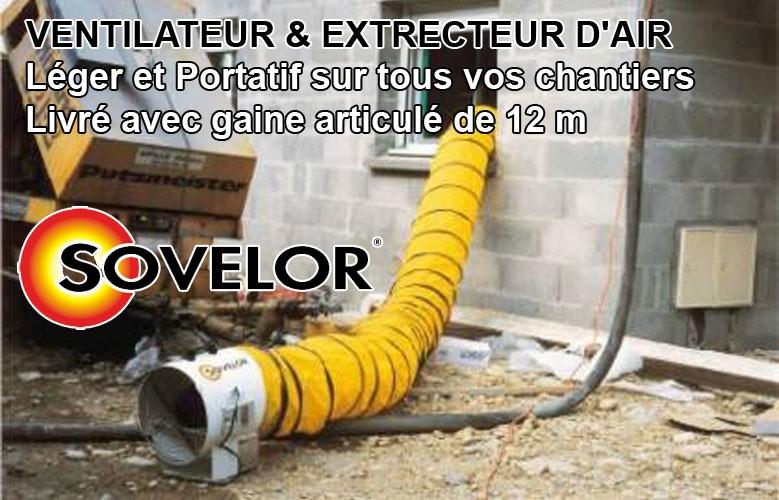 Cliquez ici pour découvrir les produits Sovelor, ventilateur et extracteur d'air